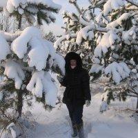 зима! :: ovatsya /Ирина/ Никешина