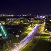 Ночной город :: Виктория Дергачёва