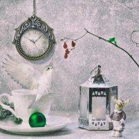 Зимняя фантазия :: Aioneza (Алена) Московская