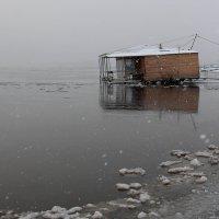 Банька на воде :: Dr. Olver  ( ОлегЪ )