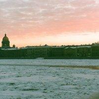 Рассвет над Невой :: Анна Борзых