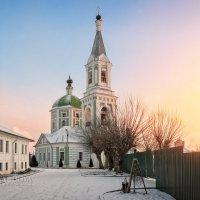 В Екатерининском монастыре :: Юлия Батурина