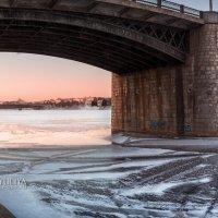 Нововолжский мост в Твери :: Юлия Батурина