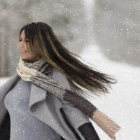 Ветер..... :: Елена
