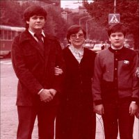 Семья. 1985 год :: Нина Корешкова
