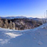 Прибайкальский пейзаж :: Анатолий Иргл