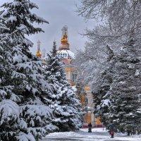 Зима :: Сергей Мурзин