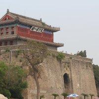 Шанхайгуань, с этой крепости начинается великая стена :: Сергей Смоляр