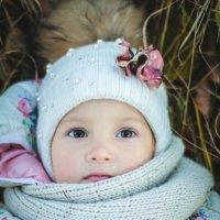 Маленький мыслитель... :: Irina Kushnir