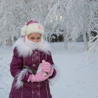 мороз :: Елена Шмойлова