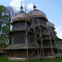 Храм  Святого Юра  в  Дрогобыче :: Андрей  Васильевич Коляскин