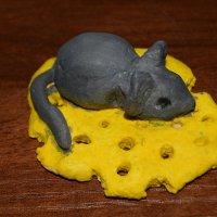 Мышь и сыр! :: Елена