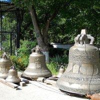 Колокола для Топловского монастыря :: Виктор Шандыбин