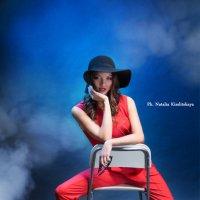 Леди в красном :: Natallia