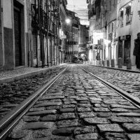 старые улочки Лиссабона :: Vadim Zharkov