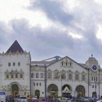 Казанский вокзал. :: Oleg4618 Шутченко