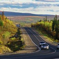 Федеральное шоссе «Кола», или «М-18», или «Р-21». :: kolin marsh