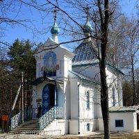 Церковь-часовня Сергия Радонежского в Пензе. :: Валерия  Полещикова