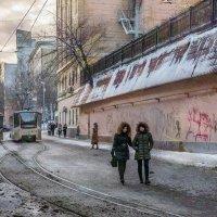 Пересеклись на миг двух одиночеств такие разные пути... :: Ирина Данилова