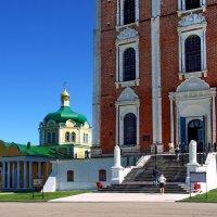 Рязань.Успенский собор.Портал. :: Лесо-Вед (Баранов)