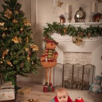 My first Christmas :: Pavel Anikin