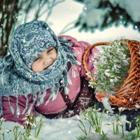 12 месяцев :: Тася Тыжфотографиня