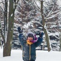 Урра!!! Зима!!! :: Наташа С