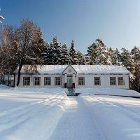 белая дорожка к дому :: Svetlana AS