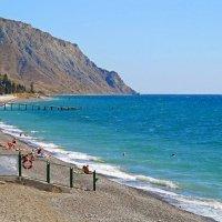 Пляж :: Виктор Шандыбин