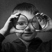 Папа, что такое макролинзы? :: Sergey Apinis