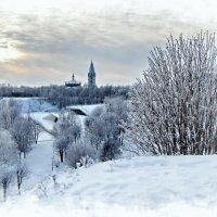 Зимняя зарисовка :: veera (veerra)