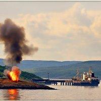 Однажды на острове... :: Кай-8 (Ярослав) Забелин