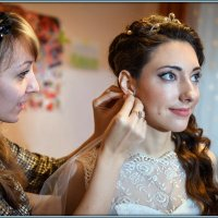 Подготовка к свадьбе :: Андрей Заломленков