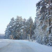 Мороз и солнце :: Екатерина Краева