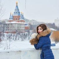 Зима :: Татьяна Сафронова