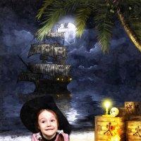 Пиратка... :: Ольга Сергеева