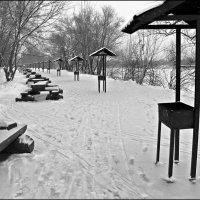 Все здесь замерло до весны... :: Александр Лебедевъ
