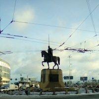 Памятник Александру Невскому в Петербурге. :: Светлана Калмыкова
