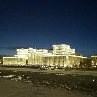 Вечерняя столица... :: Николай Дони
