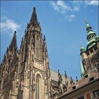 Собор святого Вита. Прага. :: Александр Л......