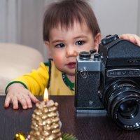 Юный фотограф Макс.... :: Виктор