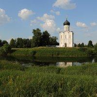 Храм Покрова на нерли :: Григорий