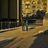 Всё б глаз не отрывать от города Петрова, гармонию читать во всех его чертах... :: Валентина Харламова