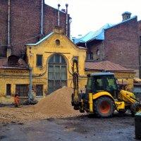 Где-то в Петербурге :: Дмитрий Синявский