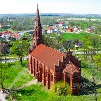 Кирха 1869 года. город Славск :: Денис Штейн