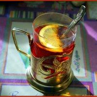 Чай с душицей :: Андрей Заломленков