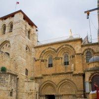 Иерусалим. Храм Гроба Господня. :: Игорь Герман