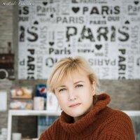 В кафе :: Наталья Филипсен