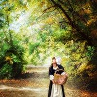 Золушка в волшебном лесу. :: Ольга Егорова