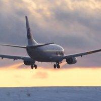 Б 737 секунды до посадки. :: Alexey YakovLev